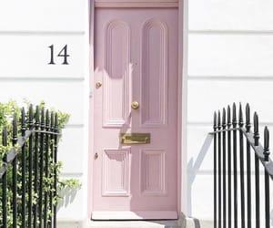 door, doorway, and london image