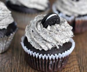 cupcake, oreo, and yummy image