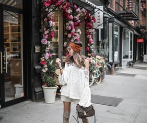 blogger, bobo style, and fashion image