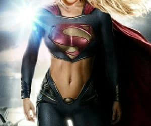 art, fun, and Supergirl image