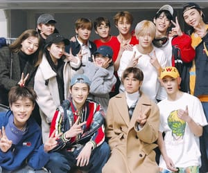 nct, jaehyun, and jungwoo image