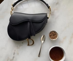 aesthetic, coffee, and dior image