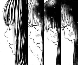manga, manga shoujo, and kimi ni todoke image