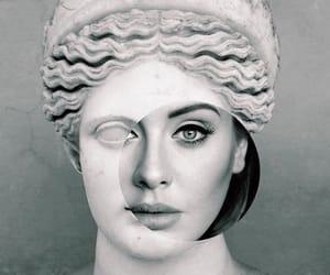 Adele, edit, and greek image