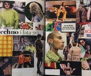 90s, art, and fashion image