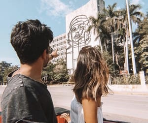 cities, couples, and cuba image