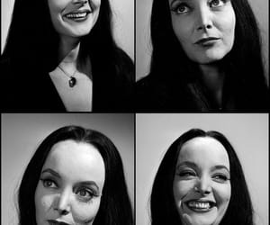 carolyn jones and the addams family image