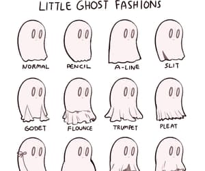 fashion and ghost image