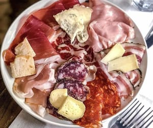 cheese, delicious, and italian image