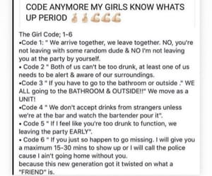 one of us, girlcode, and friends image
