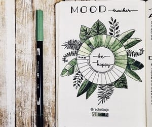 tracker and bullet journal image
