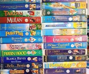 childhood, disney, and movie image