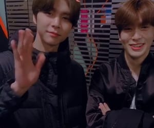 dark, johnny, and jaehyun image