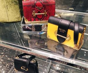 designer, handbag, and luxury image