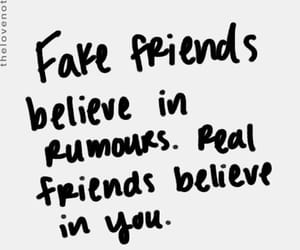 believe, fake, and feeling image