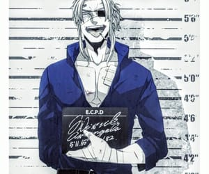 anime, nicolas brown, and gangsta image