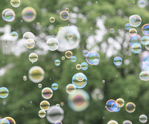 bubbles, cool, and fun image
