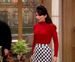 the nanny, fran fine, and 90s image