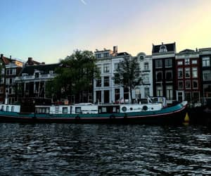 amsterdam, europe, and summer image