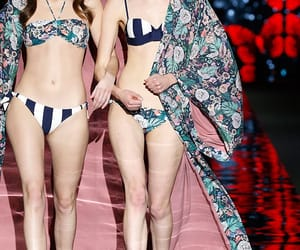 belleza, bikini, and moda image