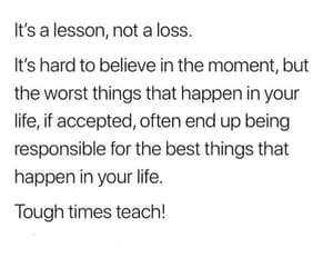 deep, lesson, and life image