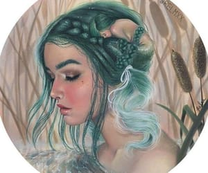 mermaid and mermaids image