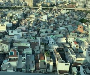 city, hochiminh, and saigon image