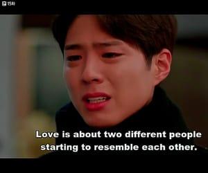 boyfriend, quote, and couple image