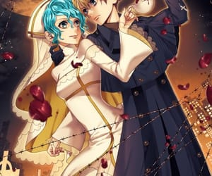 boy, miku hatsune, and vocaloid image