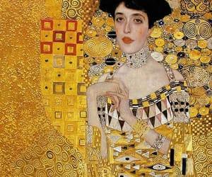Art Nouveau, artist, and Gustav Klimt image
