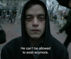 rami malek, mr robot, and mr.robot image