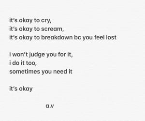 encouraging, for you, and it's okay image