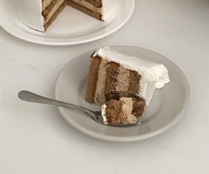 cake, food, and minimal image