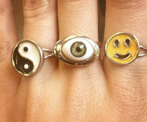90s, rings, and 2000s image