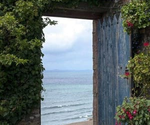 background, door, and view image