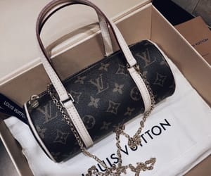 Louis Vuitton, purse, and aesthetic image