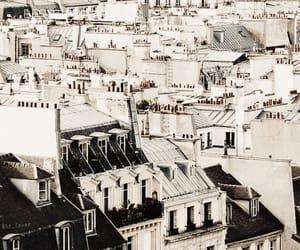 city, paris, and france image
