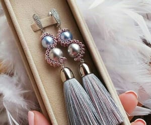 accessories, tassel, and love image