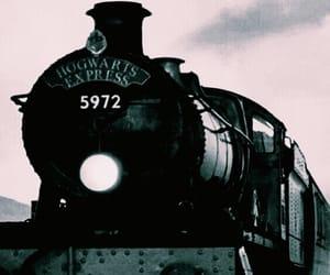 hogwarts, harry potter, and express image