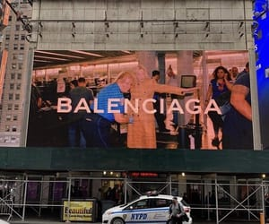 Balenciaga, designer, and models image