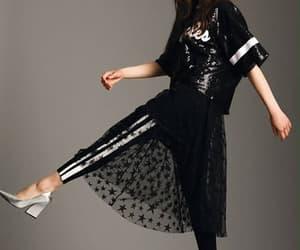 chic, fashion, and clothing image