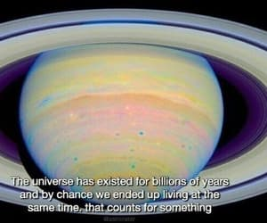 quotes, universe, and planet image