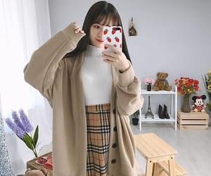girl, ulzzang, and cute image