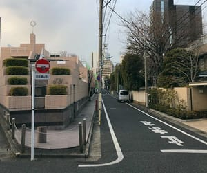 aesthetic, japan, and tokyo image