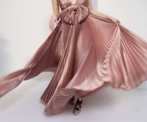 fashion, haute couture, and pink image