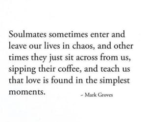 quotes, soulmate, and quotes love image