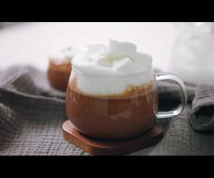 drink, video, and hot chocolate image