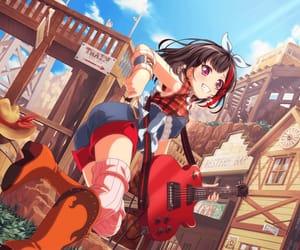anime, bang dream, and anime girl image