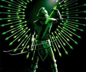 aesthetic, archer, and arrow image