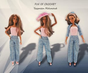 barbie, cheaque, and beautiful image